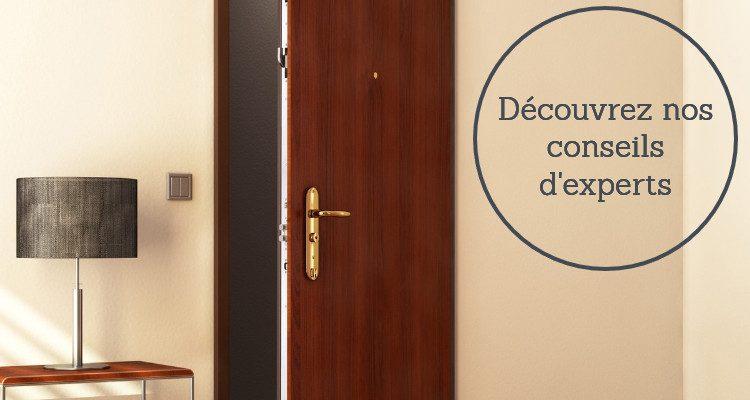 porte blind e nos conseils pour bien choisir depanne. Black Bedroom Furniture Sets. Home Design Ideas